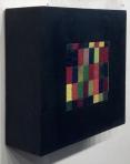 """Sorting Room"" (Detail), 12"" x 12"", $505"