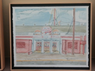 """A Couple of Cream Puffs Please,"" Watercolor on Paper, $325 at the WI State Fair Expo Building - 2015."